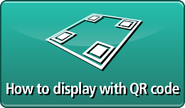 How to display with QR code